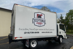 Exceptional_Foods_Box_Truck_Lettering