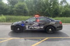 Mount_Laurel_Police_Ford_Taurus_Blue_Line_Wrap