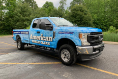 American_Mobile_Clear_Ford_F-550_Vehicle_Wrap_1