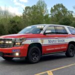 Acerbo's Creates New Design for Maple Shade First Aid Squad