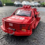 Acerbo's Makes Decals for Replica Model NJFFS Brush Truck